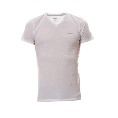 Jake V - Lot de 3 t-shirt - blanc, gris, noir