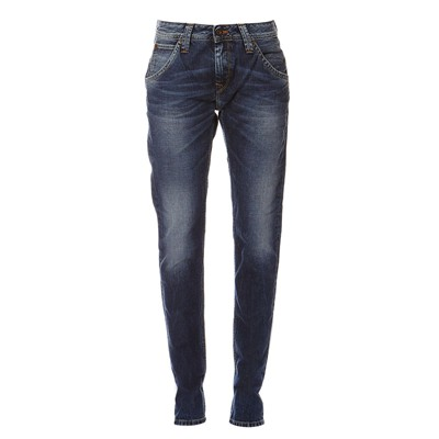 Pepe Jeans London Idoler - Jean Slim - denim azul