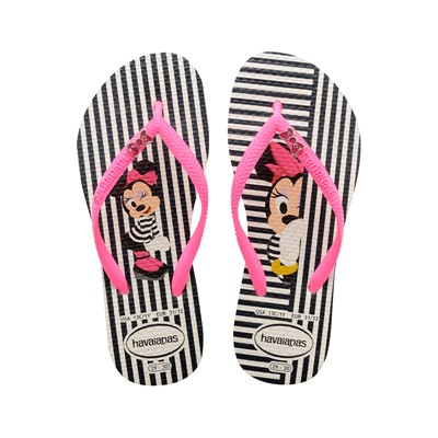 HAVAIANAS Kids Disney Cool - Tongs - rose