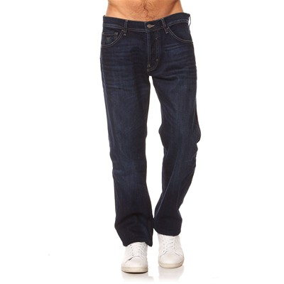 GUESS Ventura - Jean droit - denim bleu