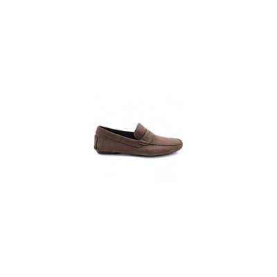 EXCLUSIF PARIS Boat - Mocassins en cuir - marron