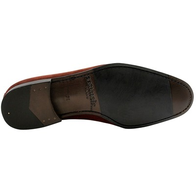 EXCLUSIF PARIS Zadig - Mocassins en cuir - bordeaux