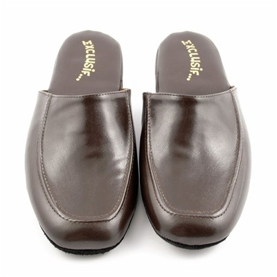 EXCLUSIF PARIS Relax - Chaussons - marron