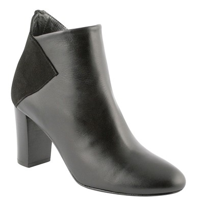 Paris Boots Exclusif Noir Isa Bottines qgdTUd