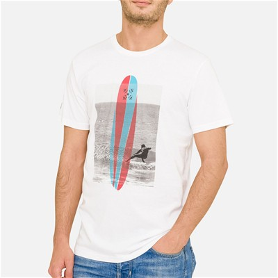 Oxbow Barjav - T-shirt manches courtes - blanc