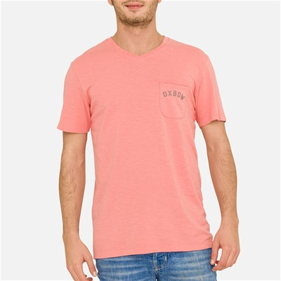 OXBOW Antare - T-shirt - rose