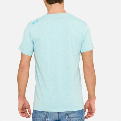 OXBOW Brienz - T-shirt - bleu