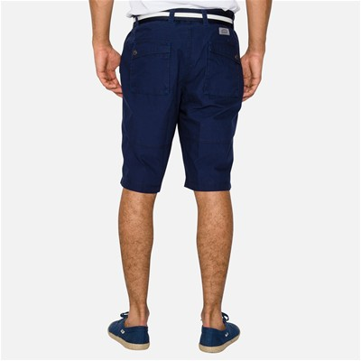 OXBOW Savari - Short - bleu marine