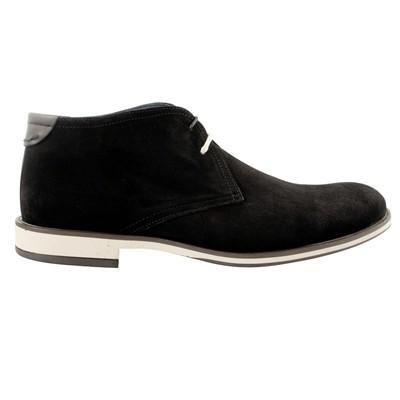 EXCLUSIF PARIS Jeff - Derbies montantes - noir
