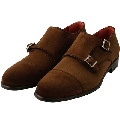 EXCLUSIF PARIS Lewis - Chaussures de ville en cuir - marron