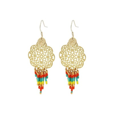 Catalina - Boucles d'oreilles - multicolore