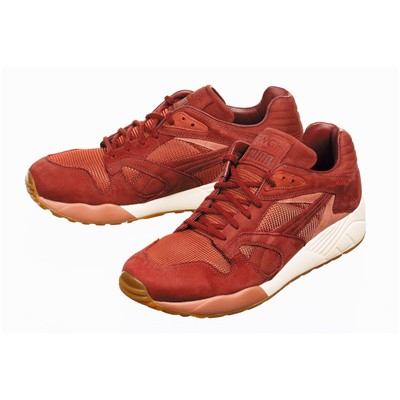 PUMA BWGH - Baskets - rouille