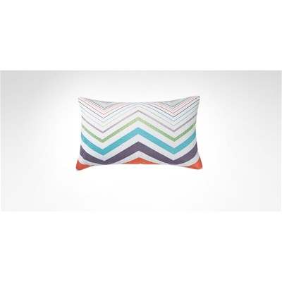 YVES DELORME Zig Zag - Coussin - 30 x 50 cm