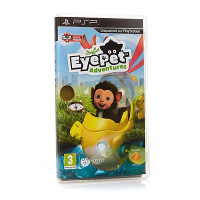 HIGH TECH Eyepet Adventures pour PSP