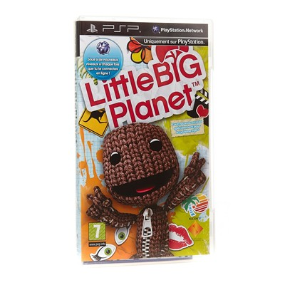 HIGH TECH Little Big Planet pour PSP