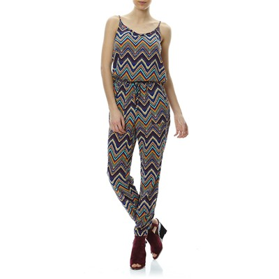 Combi-pantalon - multicolore