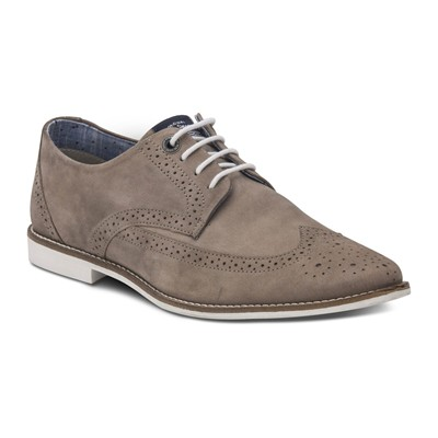 PEPE JEANS FOOTWEAR Belmont brogue - Derbies - gris