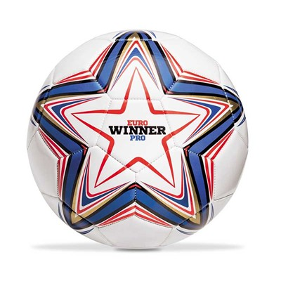 MONDO Euro Winner Pro - Ballon de football - multicolore
