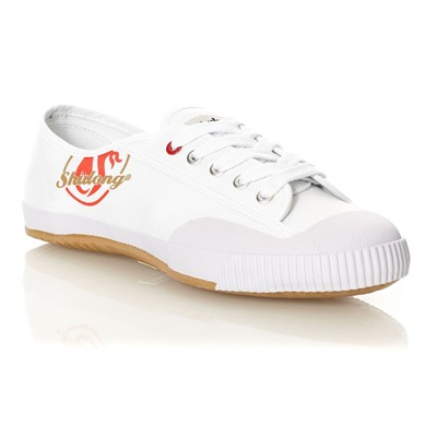 zapatillas Shulong Zapatillas con suela beige blanco