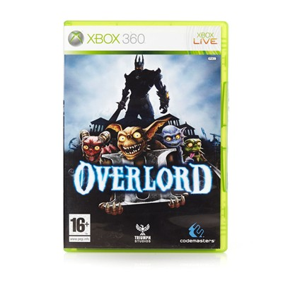 HIGH TECH Overlord pour Xbox 360
