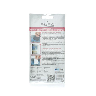 Film de protection Samsung Galaxy S2 - transparent