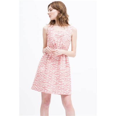 Paquerette - Robe - rose