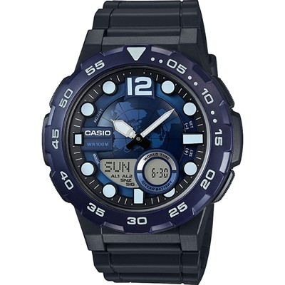 Casio Casio collection - montre bracelet en silicone