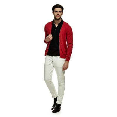 MARCIANO GUESS Cardigan - rouge