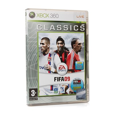 HIGH TECH Fifa 09 Classic - Xbox 360