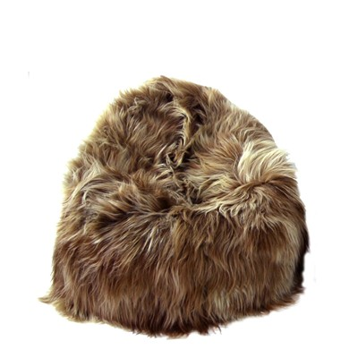 FAB DESIGN Poof - marron