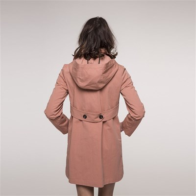 TRENCH AND COAT Sofresh - Veste - saumon