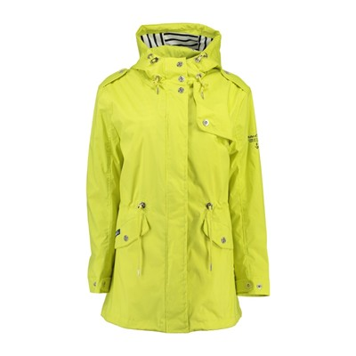 Geographical Norway Alleluia - Parka - anís