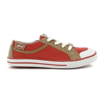 LEVI'S KIDS Goaklin - Baskets - rouge