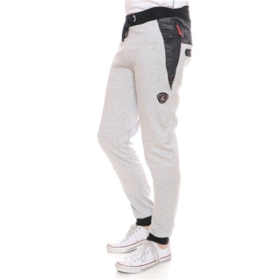 CANADIAN PEAK Menfidish - Pantalon jogging - denim noir