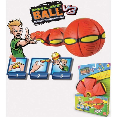 GOLIATH BV Phlat Ball - Ballon disque - multicolore