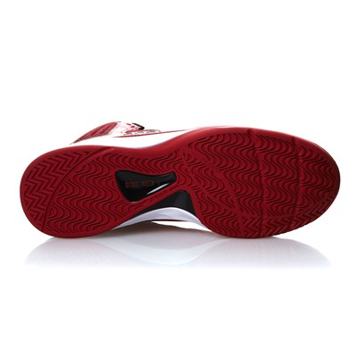 AND 1 Xcelerate - Baskets montantes - rouge