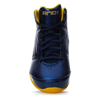 AND 1 Master - Baskets montantes - bleu marine