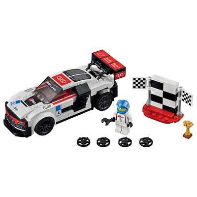 LEGO speed champion - Audi R8 Ultra speed - multicolore