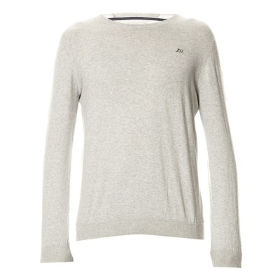 PEPE JEANS LONDON Morris - Pull - gris clair