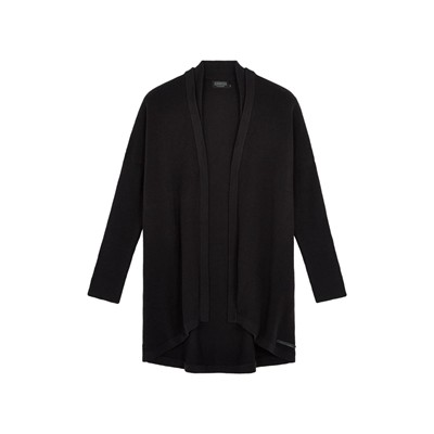 ELEVEN PARIS Sawyer - Gilets - noir