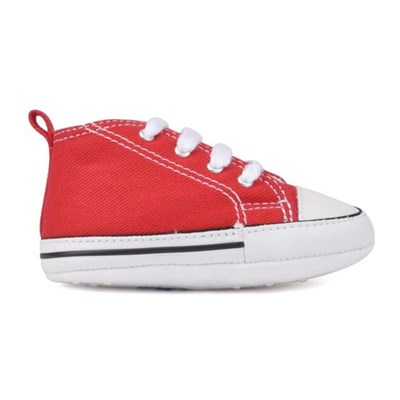 FIRST STAR HI RED - Baskets montantes - rouge