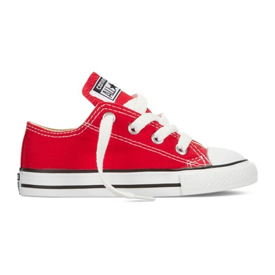zapatillas Converse YTHS C/T ALL STAR OX Zapatillas rojo