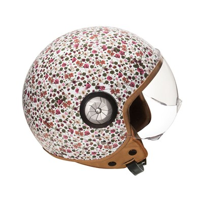EXKLUSIV Liberty smart - Casque moto - rose