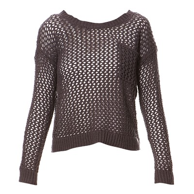 Roxy Jersey - gris oscuro
