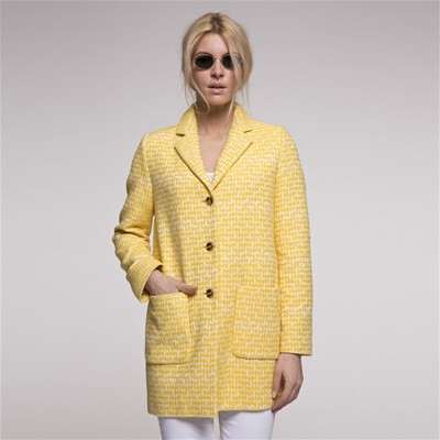 And Trench Manteau Jaune Coat Bonotto drHqx8w1rS