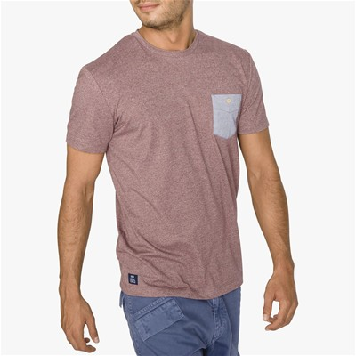 OXBOW Othar - T-shirt - marron