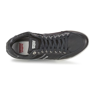 LEVI'S Turlock Refresh - Baskets - noir
