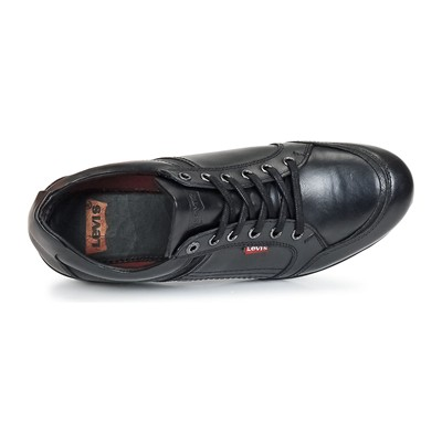 LEVI'S Toulon Lace - Baskets - noir