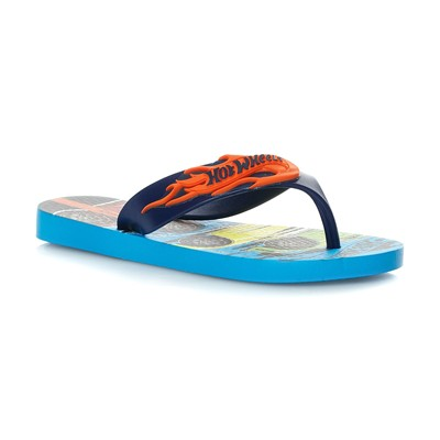 IPANEMA HOT WHEELS TYRE - Tongs - bleu