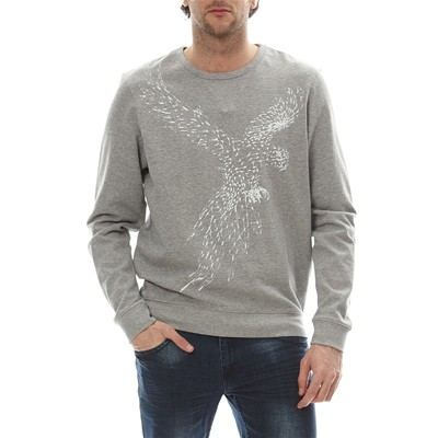 BEST MOUNTAIN Sweat-shirt - gris chine